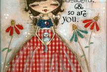 Dolls / by Lissette Reyes Ahumada