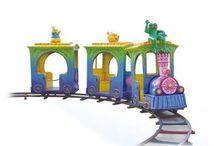 Amusement Park Equipment Games