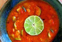 super soups / by Ginna Calder