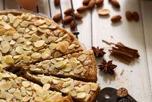 BAKING / taart gebak koek
