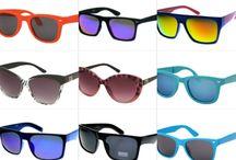 Vintage and Wayfarer Sunglasses