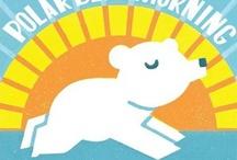 Polar bear pic books