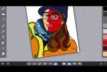 Digital Painting & Drawing