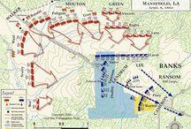 US Civil War Maps