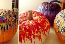 Halloween Crafts / by Michelle Mcgraw