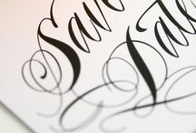 Design | Typography / by Quintin Mills