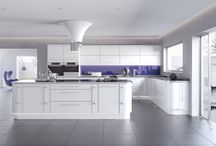 Lusso Kitchen Range / The Lusso Kitchen Range - 15% Off* until Sunday 13 December 2015  Product Description: Slab door Product Colour / Finish: White / Cream, High Gloss Base Material: 18mm MDF Covering Material: Painted with White / Cream polyurethane lacquer Product Dimension: Standard and Made to measure** Prices from: £5.54 (usually £6.52)  *Does not include made to measure or Lusso Complete  **Please email us at info@doorsandhandles.uk.com for your made to measure requirements.