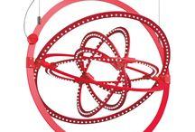 Artemide Copernico Red 500 / #artemide #ankara #copernico #red
