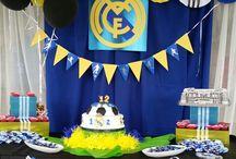 mesas del real Madrid