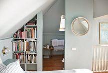 Loft bedroom / En suite