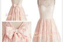 Bridesmaids dresses !!