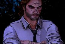 The Wolf Among Us - Bigby Wolf / i Want try it