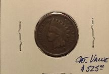 Indian Head Cents / Inventory and prices subject to change. Call (920) 432-5950 for current stock.
