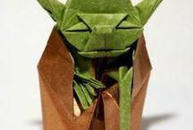 Cristmas origami