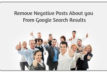 Negative Reviews / We push down negative search results, reviews, forums, posts, complaints, comments etc from Google, Yahoo and Bing. Contact us now to get the guaranteed