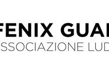 Nuovo Logo - Nuovo Brand / Dopo 5 anni, Fenix Guardian va in contro ad un rinnovamento grafico. La realizzazione del nuovo logo è stata anche l'occasione per realizzare il brand, uno strumento grafico più complesso del semplice logo che va ad integrare il nome, prima già presente nel logo.