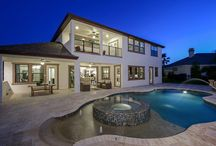 Backyard Living / Amazing backyard designs by Homes by Westbay.