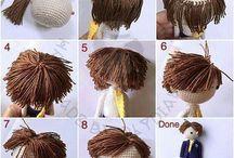 aankleden hoofd amiguri