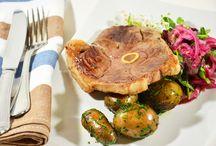 Seasonal Food Selection / We provide seasonal food menu twice in a month.