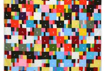 bill's brilliant quilts / quilts from the collection of Bill Volkening