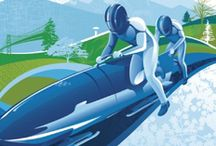 Bobsleigh posters