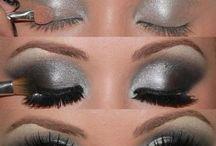 hair, makeup, nails. / by Megan Renshaw