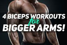 Getting Bigger Arms