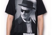 Heisenberg T-Shirts / A collection of Heisenberg and Breaking Bad inspired t-shirts, hoodies, sweatshirts, tank tops, and other custom merch from around the internet.
