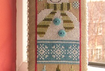 Cross Stitch / by Holly Woodcock