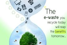 e-waste awareness / The CLEAN e-INDIA Initiative, a first of its kind, is an affirmative action by Atterobay in collaboration with the International Finance Corporation to rid Mother Earth of the hazardous, toxic eWaste left behind by redundant electronic equipment. Recycle today for a safe and eco-friendly environment.
