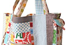 Bags and Pouches / by Debra Shaw