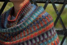Stricken Schals Knitting Shawls shrug ect.
