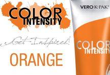 Orange / Świat na pomarańczowo