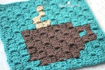 c2c crochet patterns