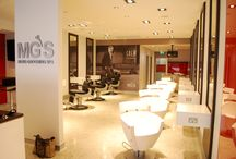 Salon Furniture & Equipment / Starting up or giving your salon a new look? Make Hennessys your first stop for salon inspiration from our experienced team, with a wide range of salon furniture and equipment. Contact 021 4343436 or your Hennessys rep for more details