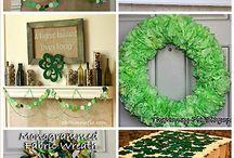 St Patrick's day stuffs