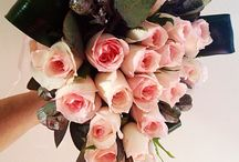 Romancing Bouquets 1 / Bridal bouquets.