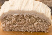 Fahéjas  sütemény