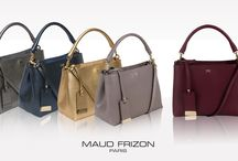 Maud Frizon Handbag Collection 2015 / Made in Italy