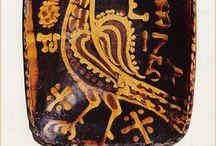 Ceramics -- English