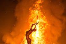 Burning Man / Burning Man