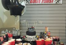 Motorcycle Racing Party / A few ideas how you can create an unforgettable and fun racing party