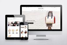 Shop online / ecommerce