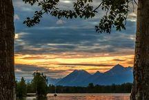 Voglio vivere in Alaska
