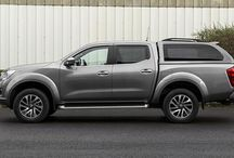 Nissan Navara NP300 2016 / Accessories for the new Nissan Navara NP300
