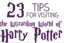 Harry Potter related travels