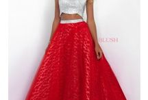 """Pink by Blush 2016 / Looking for a ball gown prom dress for prom 2016? Look no further than the Pink by Blush Prom collection of gorgeous gowns dedicated to the mantra that """"bigger is better!"""" The prom dresses in this category all feature a big, beautiful, voluminous skirt and stunning detail to complement your figure and individual style / by Henri's Cloud Nine"""