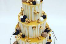 Sweet 16 & Bat/Bar Mitzvah Designs / milestone birthdays need a milestone cake!