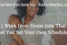 Work from Home Jobs That Let You Set Your Own Schedule