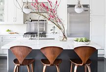 BREAKFAST BAR STOOLS FOR THE SWEETEST MORNINGS / https://interiorsonline.com.au/blogs/inspiration/breakfast-barstools-for-the-sweetest-mornings-noons-and-nights